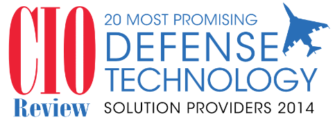 CIO Review Defense Tech Logo